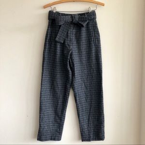 Wilfred tie-front Jallade Pant